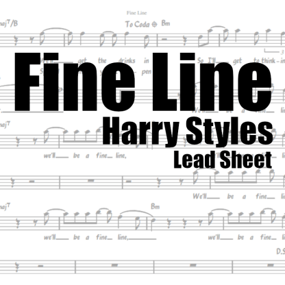 Fine Line by Harry Styles