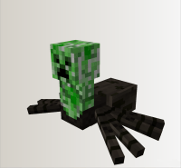 Creeper-Spider Mod - Minecraft Mods - Mapping and Modding ...