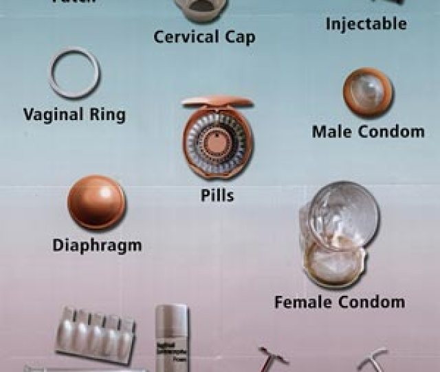 Yes Dead End Oral Contraceptives Be N Control
