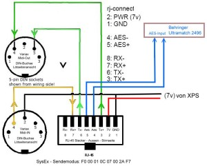 Midi To Usb Pinout Diagram | Wiring Diagram And Schematics