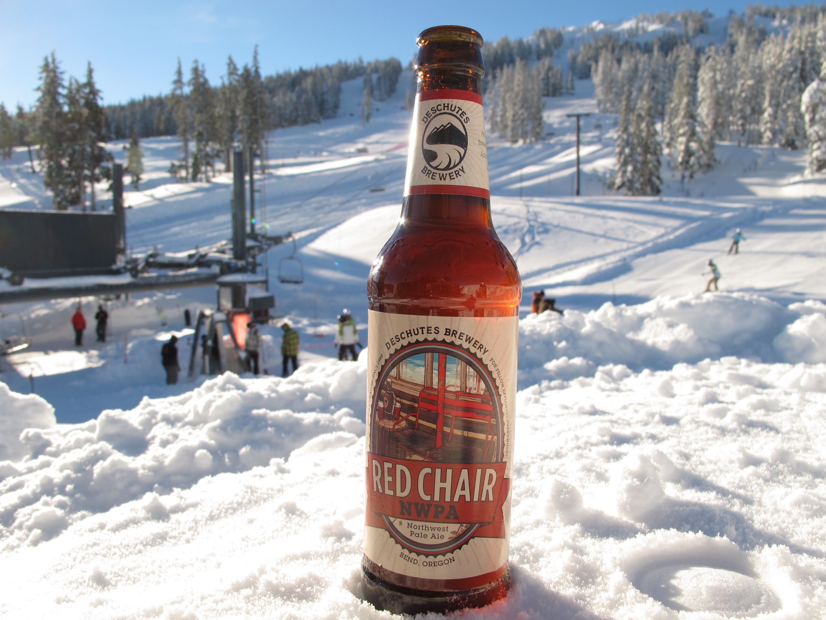 deschutes red chair seat cushions for wicker chairs bend beer blog  archive