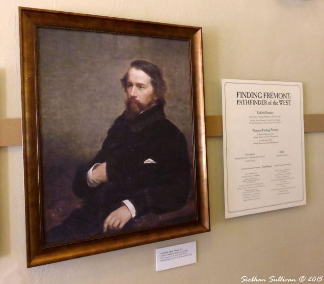 Fremont portrait