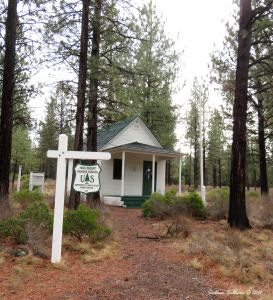 High Desert Ranger Station