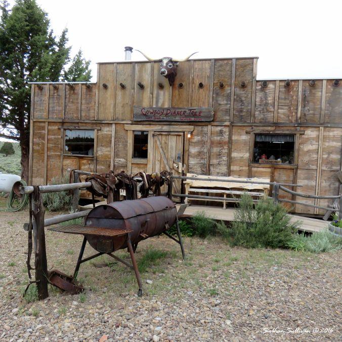 Cowboy Dinner Tree gift shop