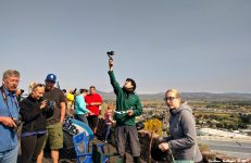 Ochoco Wayside State Park, Prineville, OR, Eclipse 2017, 21Aug2017