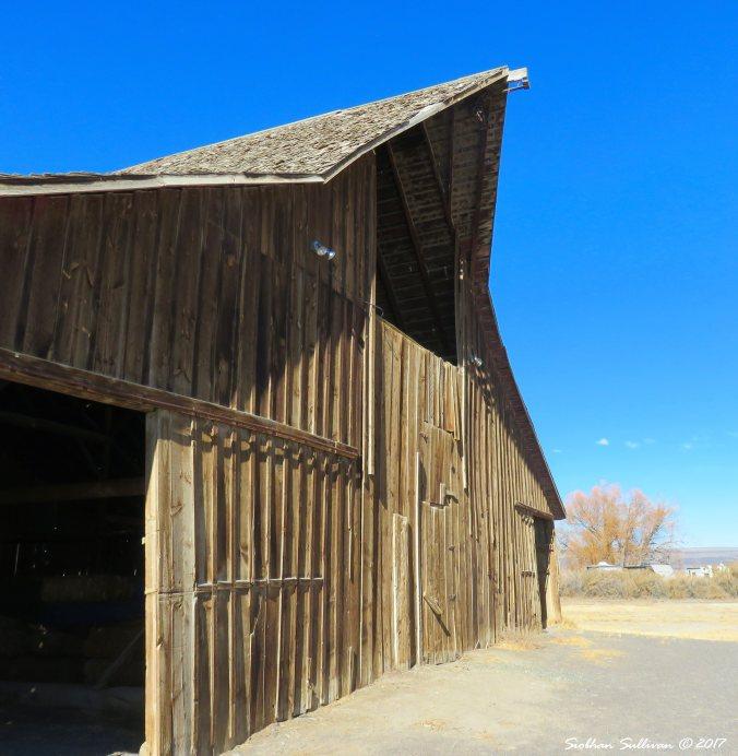Barn at River Ranch, Summer Lake,Oregon 1Nov2017