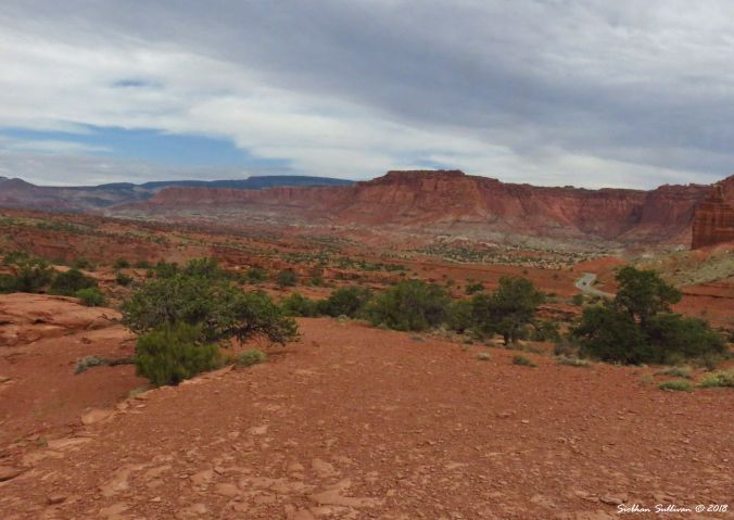 National Park Travels - Capitol Reef, Utah  5May2017