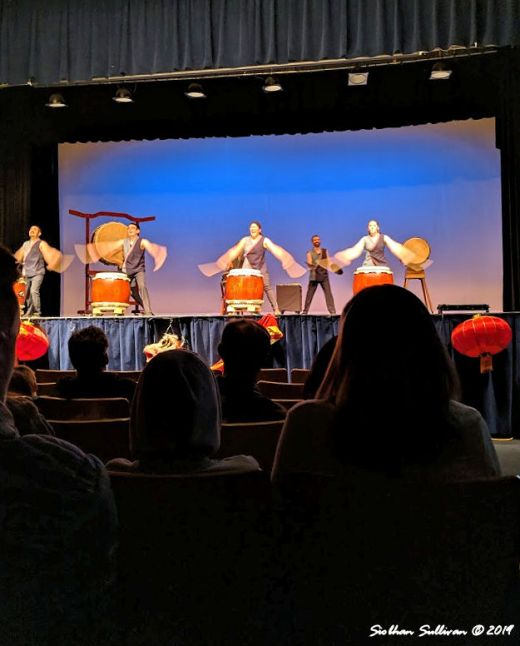 aiko Drumming Asian New Year Celebration 7 3March2019