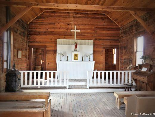Fort Rock Church 20May2015
