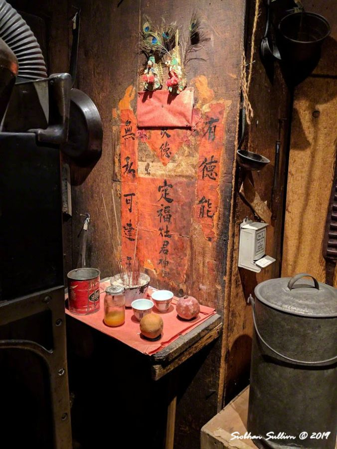 Altar in the kitchen John Day, OR 26October2018