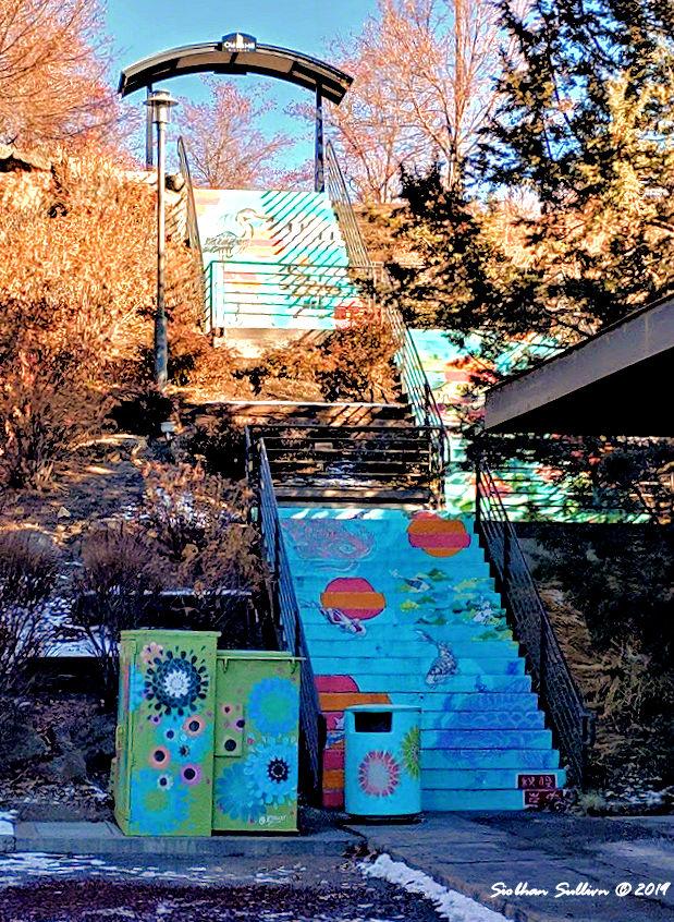 Stairway of Art 24November2018