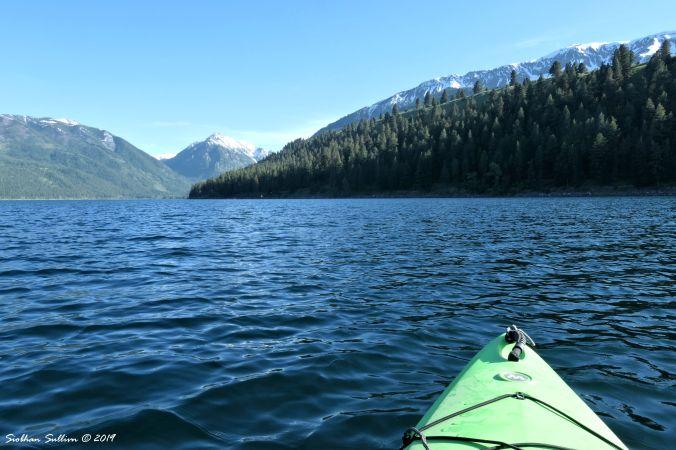 Finding serenity at Wallowa Lake, Oregon 4 June2019