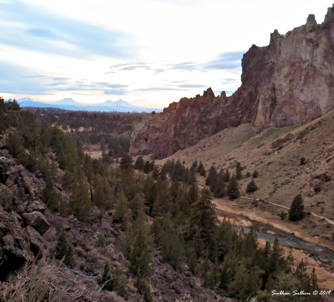 Smith Rock, Oregon 10February2016