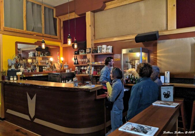 The bar, Bend, Oregon 24July2019
