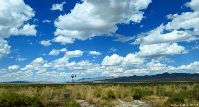 Magic in the wind, Nevada 29August2019