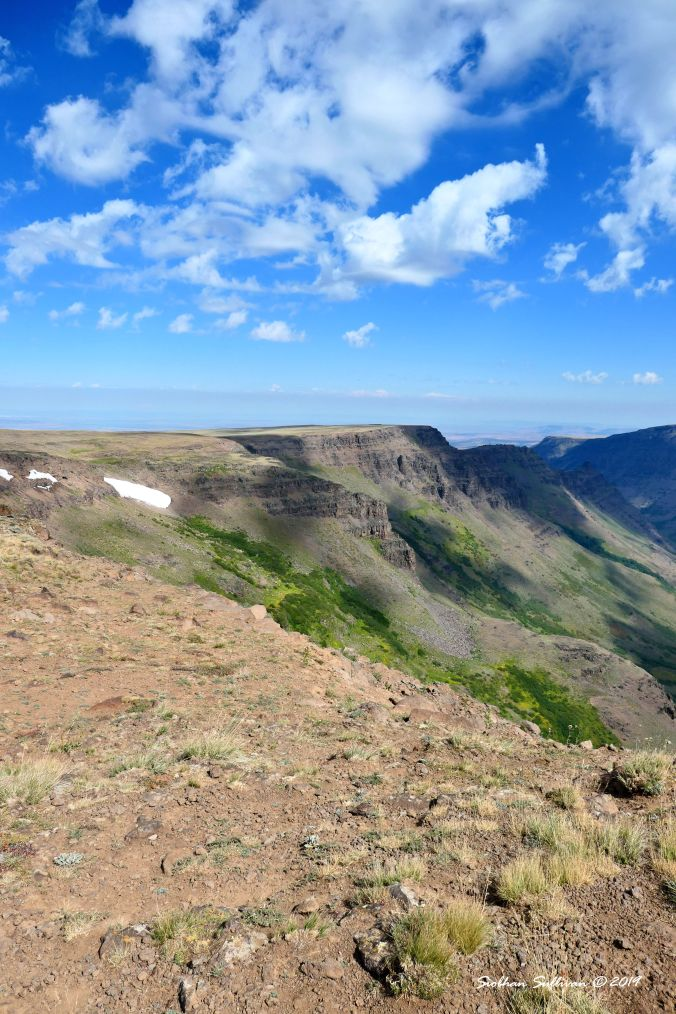 Kiger Gorge Overlook, Steens Mountain, Oregon 28August2019
