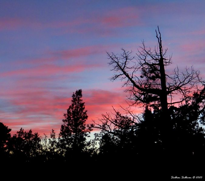 Sunrise over Bend, Oregon 15October2019