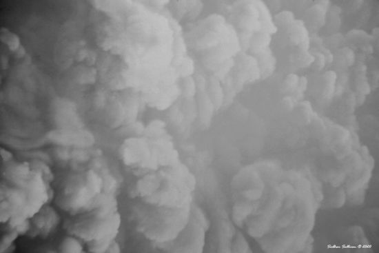 Ash cloud from Mount St. Helens' eruption, 18 May 1980