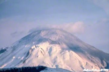 Mount St. Helens, Washington March 1980