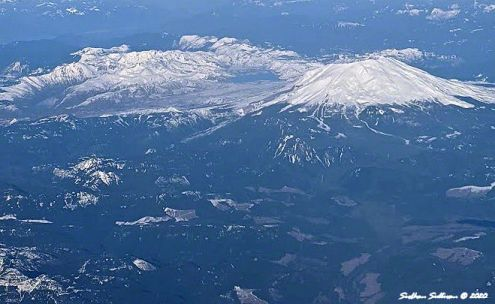 Mount St. Helens adventure February 2020