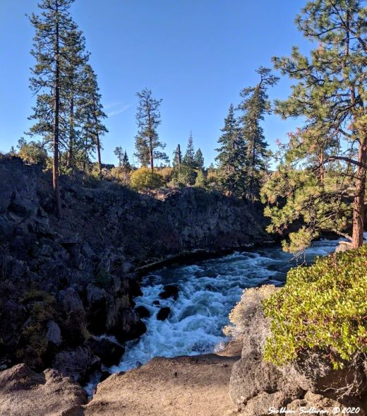 Dillon Falls, Oregon