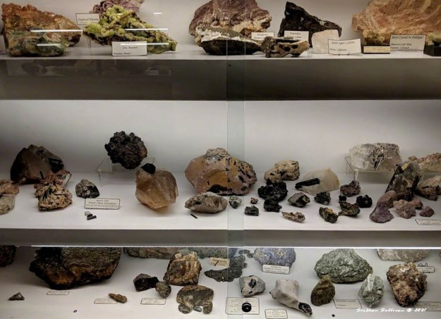 Adamite and other crystals