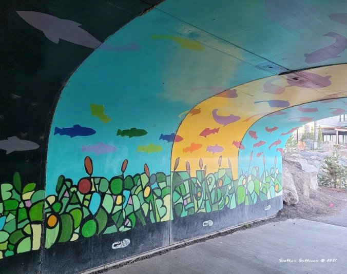 South Tunnel Murals