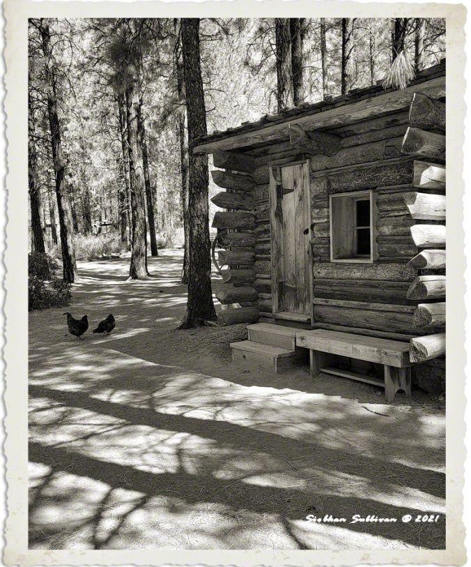 Miller cabin in Bend, Oregon