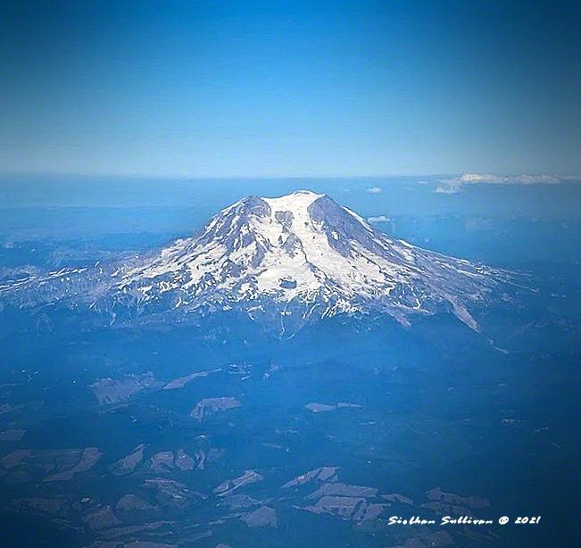 The Mountain - Mt Rainier