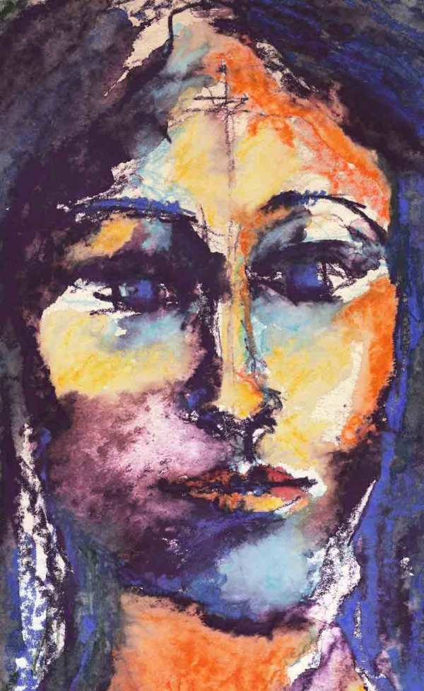 Fauvism Portrait Paintings