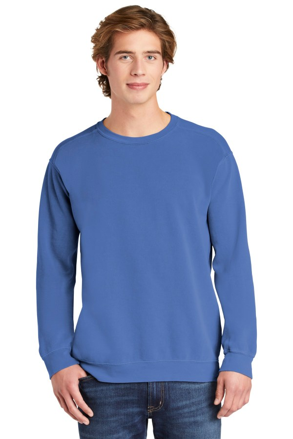 COMFORT COLORS  Ring Spun Crewneck Sweatshirt. 1566