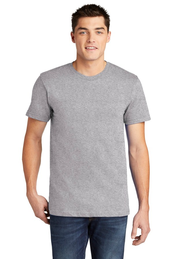 American Apparel  USA Collection Fine Jersey T-Shirt. 2001A