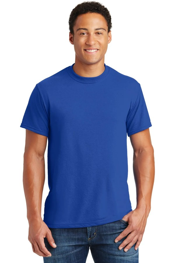 JERZEES Dri-Power Active Sport 100% Polyester T-Shirt. 21M