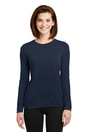 Gildan Ladies Gildan Performance Long Sleeve T-Shirt. 42400L
