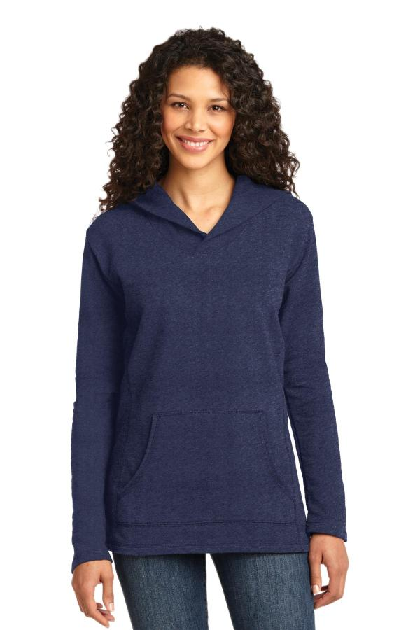 Anvil Ladies French Terry Pullover Hooded Sweatshirt. 72500L