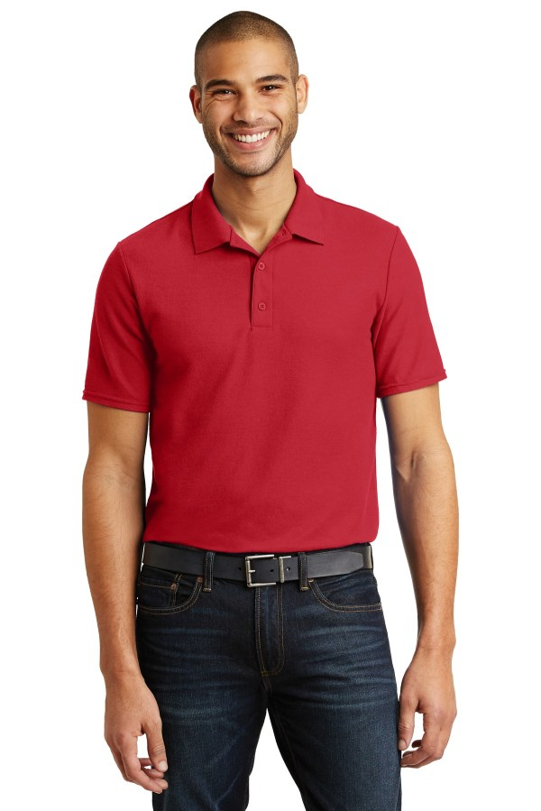 Gildan DryBlend 6-Ounce Double Pique Sport Shirt. 72800