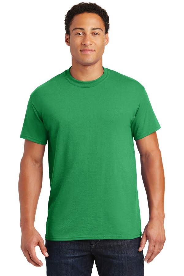 Gildan - DryBlend 50 Cotton/50 Poly T-Shirt. 8000