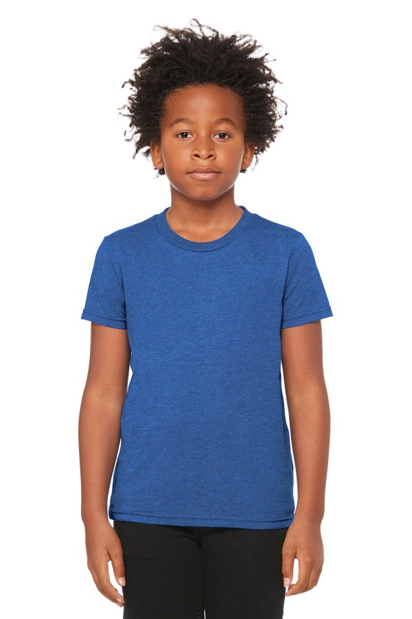 BELLA+CANVAS  Youth Jersey Short Sleeve Tee. BC3001Y