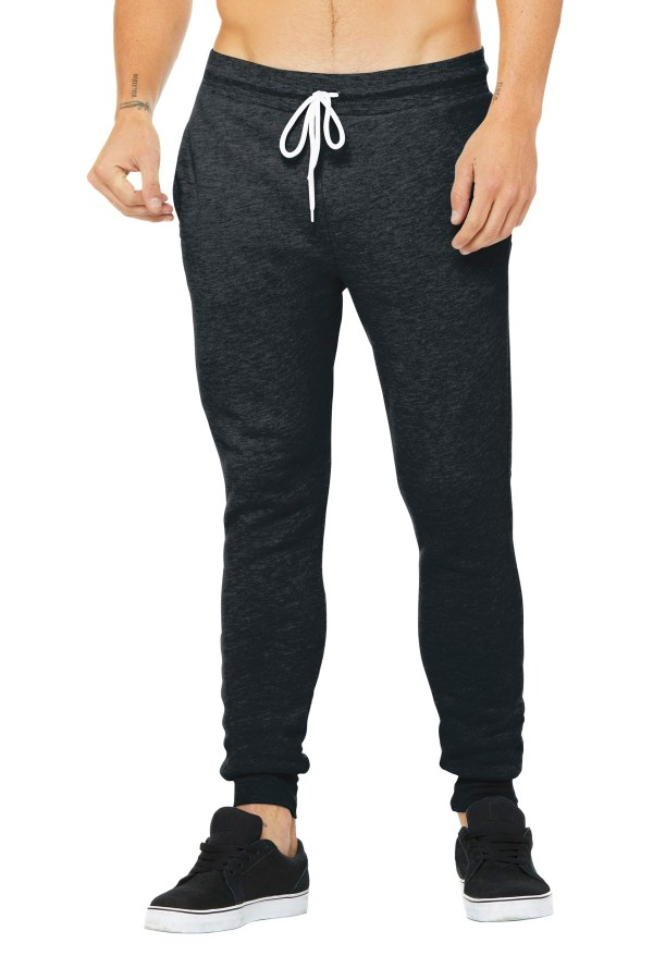 BELLA+CANVAS  Unisex Jogger Sweatpants. BC3727