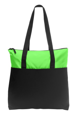 Port Authority Zip-Top Convention Tote. BG407