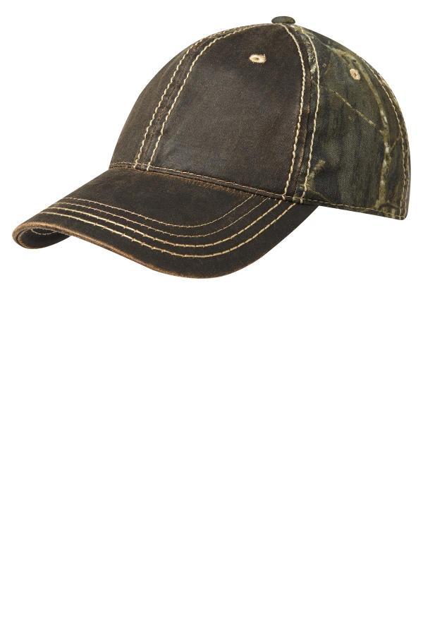 Port Authority Pigment Print Camouflage Cap. C819