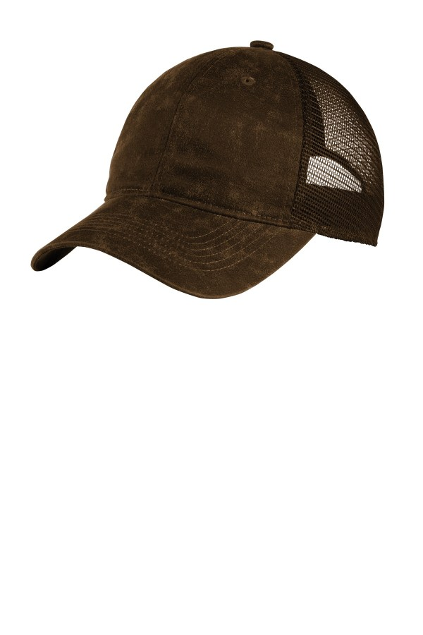 Port Authority  Pigment Print Mesh Back Cap. C927