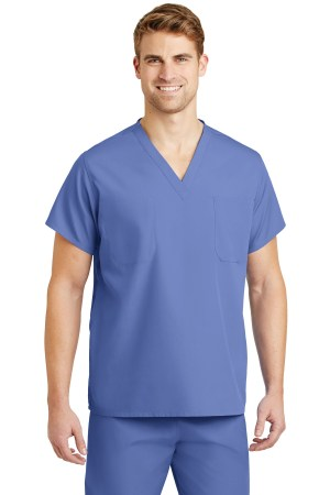 CornerStone - Reversible V-Neck Scrub Top.  CS501