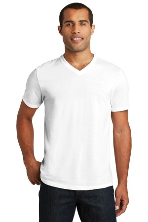 District   Perfect Tri V-Neck Tee. DT1350