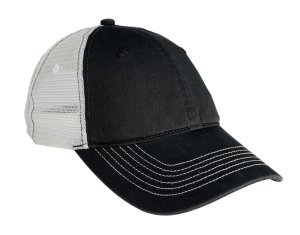 District Mesh Back Cap. DT607