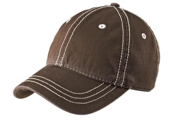 District  Thick Stitch Cap. DT610