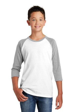 District  Youth Very Important Tee  3/4-Sleeve . DT6210Y