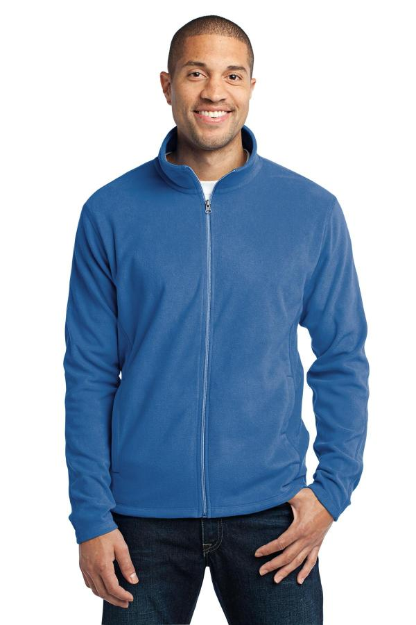 Port Authority Microfleece Jacket. F223