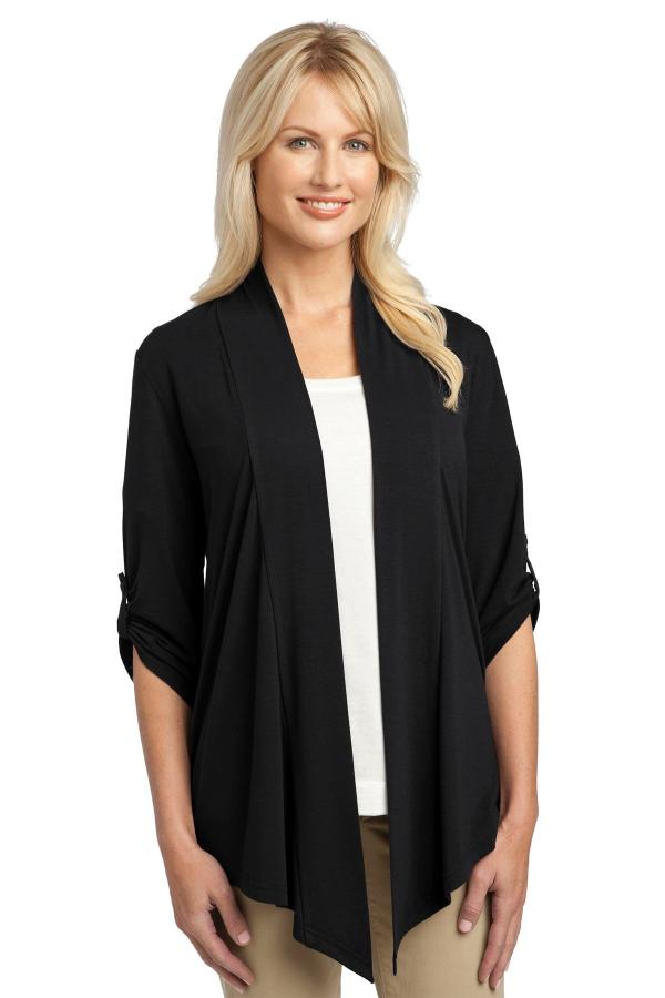 Port Authority Ladies Concept Shrug. L543