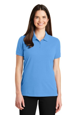 Port Authority Ladies EZCotton Polo. LK8000